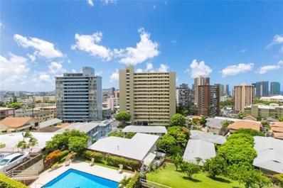 927 Prospect Street UNIT 302, Honolulu, HI 96822 - #: 201922178