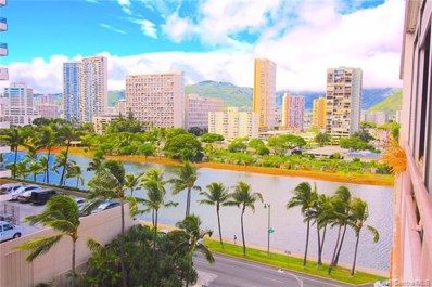 445 Kaiolu Street UNIT 909, Honolulu, HI 96815 - #: 201922441