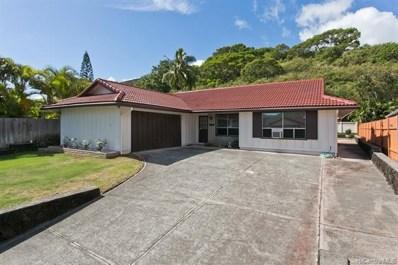 1412 Kina Street, Kailua, HI 96734 - #: 201922526