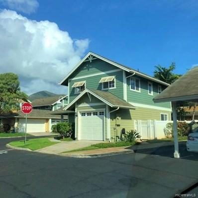 87-1980 Pakeke Street UNIT H, Waianae, HI 96792 - #: 201922559