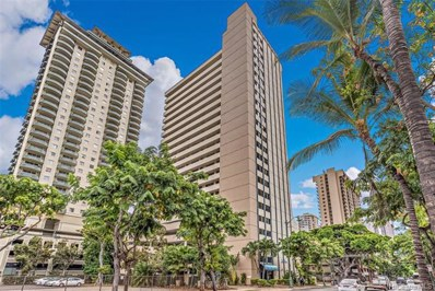 2092 Kuhio Avenue UNIT 1501, Honolulu, HI 96815 - #: 201922677