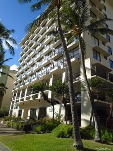 440 Seaside Avenue UNIT 705, Honolulu, HI 96815 - #: 201923272