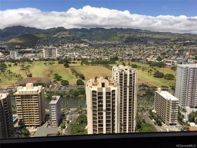 229 Paoakalani Street UNIT 3701, Honolulu, HI 96815 - #: 201923377