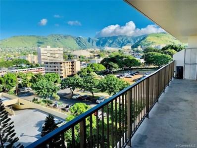 2754 Kuilei Street UNIT 802, Honolulu, HI 96826 - #: 201923780