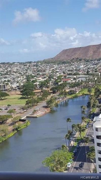 320 Liliuokalani Avenue UNIT 2402, Honolulu, HI 96815 - #: 201923812