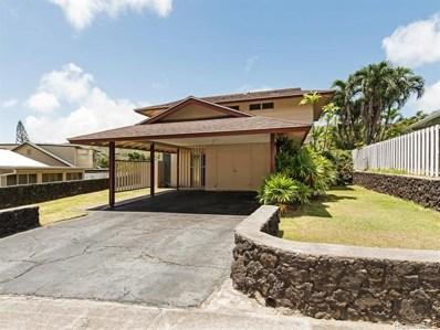 886 Ninini Way, Honolulu, HI 96825 - #: 201924030