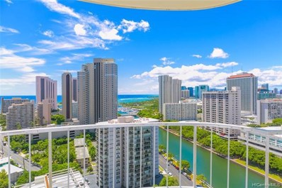 1717 Ala Wai Boulevard UNIT 2408, Honolulu, HI 96815 - #: 201924323