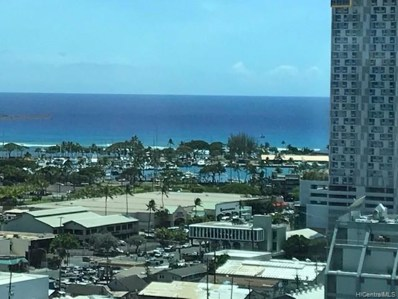 S 801 King Street UNIT 2202, Honolulu, HI 96813 - #: 201924435