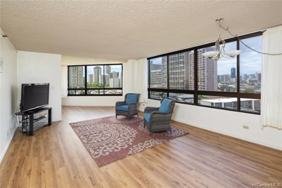 2499 Kapiolani Boulevard UNIT 708, Honolulu, HI 96826 - #: 201925577