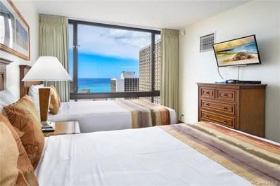 229 Paoakalani Avenue UNIT 2804, Honolulu, HI 96815 - #: 201926037