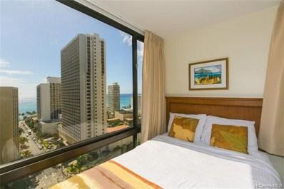 229 Paoakalani Avenue UNIT 2102, Honolulu, HI 96815 - #: 201926155
