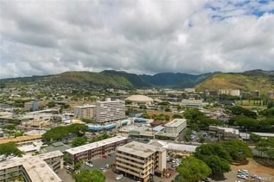 2740 Kuilei Street UNIT 2001, Honolulu, HI 96826 - #: 201926470