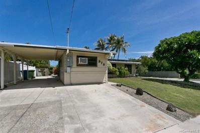 978 Kahili Street, Kailua, HI 96734 - #: 201926579