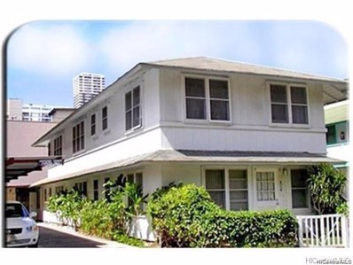 424 Olohana Street UNIT C, Honolulu, HI 96815 - #: 201926696