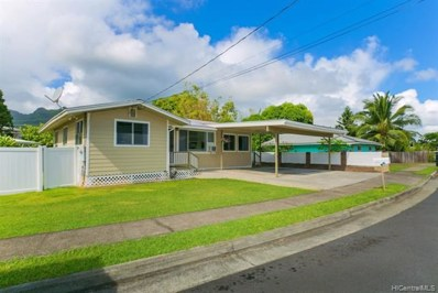 1021 Liku Street, Kailua, HI 96734 - #: 201927414