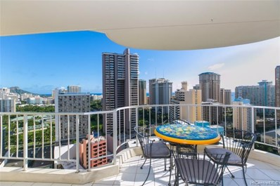 469 Ena Road UNIT 2503, Honolulu, HI 96815 - #: 201927527
