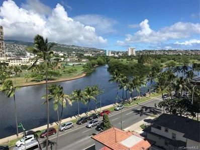 445 Kaiolu Street UNIT 811, Honolulu, HI 96815 - #: 201927531