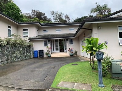 3936 Waokanaka Street UNIT 16, Honolulu, HI 96817 - #: 201927580