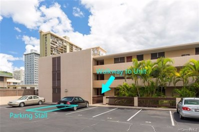 1524 Pensacola Street UNIT 109, Honolulu, HI 96822 - #: 201928663