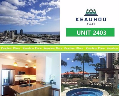 555 South Street UNIT 2403, Honolulu, HI 96813 - #: 201928891