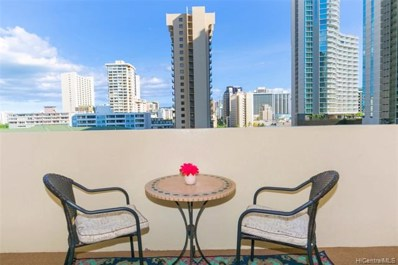 2092 Kuhio Avenue UNIT 1204, Honolulu, HI 96815 - #: 201928953