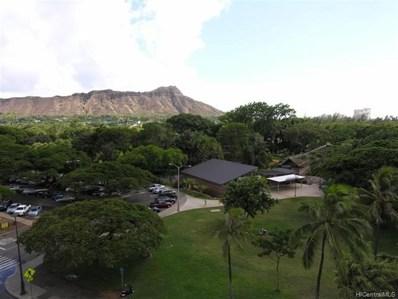 134 Kapahulu Avenue UNIT 709, Honolulu, HI 96815 - #: 201928954