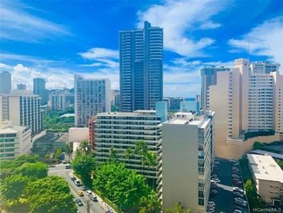 400 Hobron Lane UNIT 1805, Honolulu, HI 96815 - #: 201929029