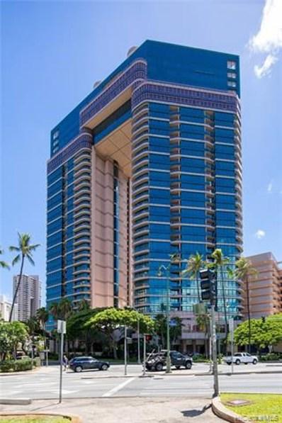 1888 Kalakaua Avenue UNIT 1400, Honolulu, HI 96815 - #: 201929134