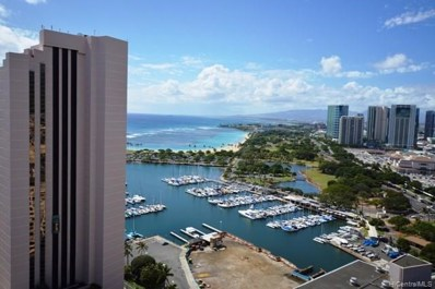 1700 Ala Moana Boulevard UNIT 3401, Honolulu, HI 96815 - #: 201929142