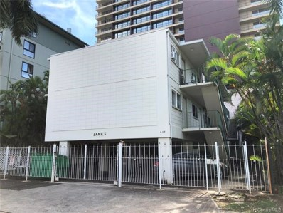 437 Namahana Street UNIT 4, Honolulu, HI 96815 - #: 201929180