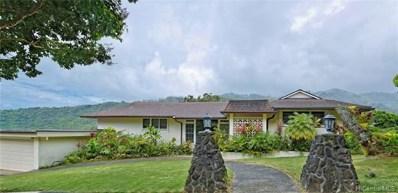 3328 Kamaaina Drive, Honolulu, HI 96817 - #: 201929605