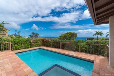1551 Ihiloa Loop, Honolulu, HI 96821 - #: 201929632