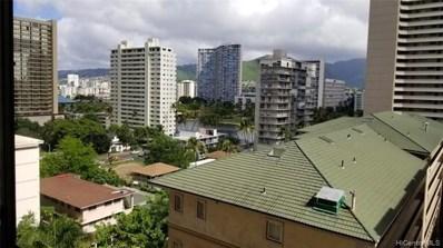 2140 Kuhio Avenue UNIT 1012, Honolulu, HI 96815 - #: 201929660