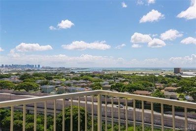 3161 Ala Ilima Street UNIT 1809, Honolulu, HI 96818 - #: 201929765