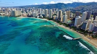 2452 Tusitala Street UNIT 2110, Honolulu, HI 96815 - #: 201929849