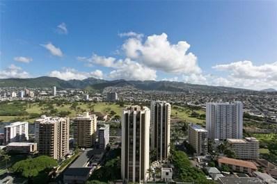 229 Paoakalani Avenue UNIT 3205, Honolulu, HI 96815 - #: 201930218