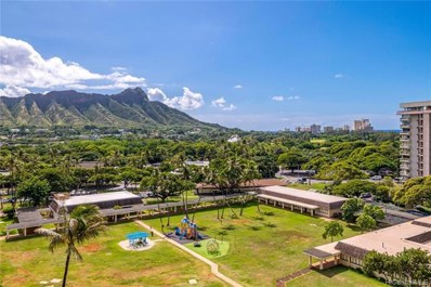 2600 Pualani Way UNIT 1105, Honolulu, HI 96815 - #: 201930298