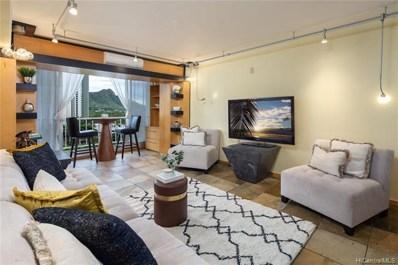 303 Liliuokalani Avenue UNIT 1102, Honolulu, HI 96815 - #: 201930428