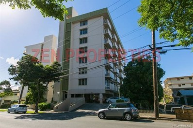 1628 Keeaumoku Street UNIT #604, Honolulu, HI 96822 - #: 201930600