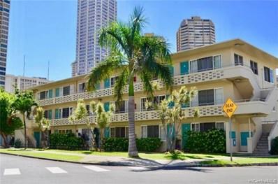 1627 Ala Wai Boulevard UNIT 202, Honolulu, HI 96815 - #: 201930825