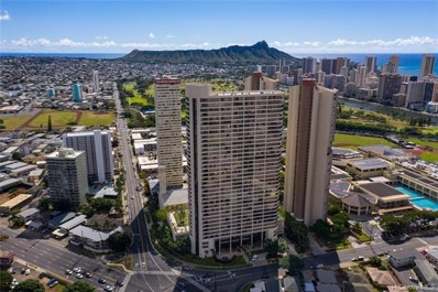 2499 Kapiolani Boulevard UNIT 2301, Honolulu, HI 96826 - #: 201930841