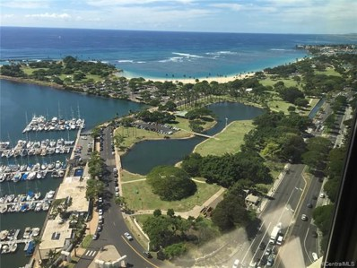 1600 Ala Moana Boulevard UNIT 3902, Honolulu, HI 96815 - #: 201930952