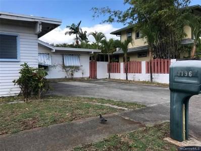 1196 Punua Place, Kailua, HI 96734 - #: 201931124