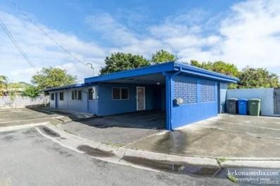 722 Panekai Place, Kailua, HI 96734 - #: 201931230