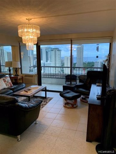 2333 Kapiolani Boulevard UNIT 2509, Honolulu, HI 96826 - #: 201932636