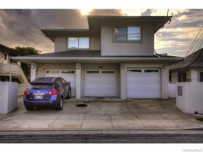 742 Hoawa Street, Honolulu, HI 96826 - #: 201932729