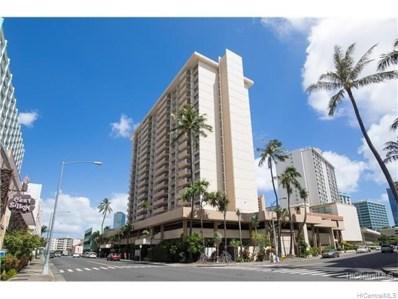 1561 Kanunu Street UNIT 1803, Honolulu, HI 96814 - #: 201933062