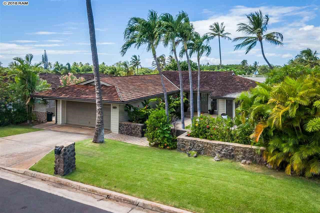 69 Pukolu Way, Wailea Makena