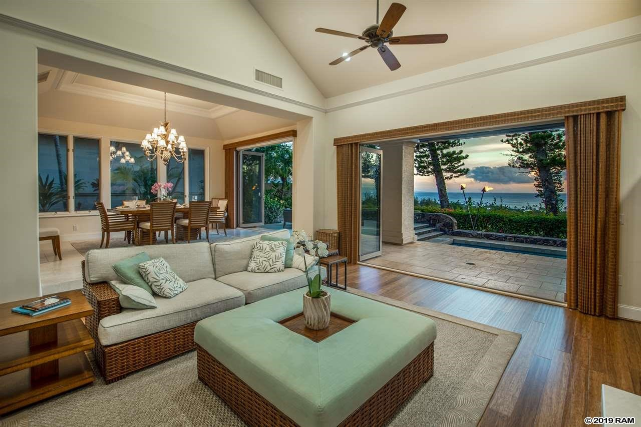 708 Fairway Dr, Kapalua