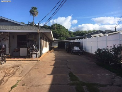 1079 Kamehameha V, Kaunakakai, HI 96748 - #: 377720